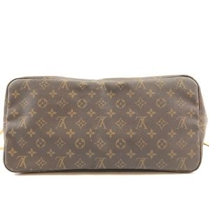 Louis Vuitton Bags - Neverfull Gm Tote Coated Canvas Shoulder Bag
